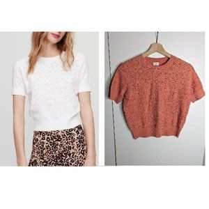 Aritizia Wilfred | Ozma Sweater Tawny Orange